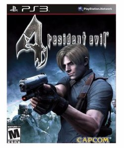 Resident Evil 4 HD - Ps3 Psn Mídia Digital