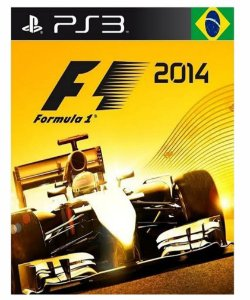 F1 2014 - Ps3 Psn Mídia Digital