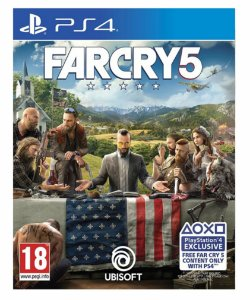 Far Cry 5 - Ps4 Psn Mídia Digital
