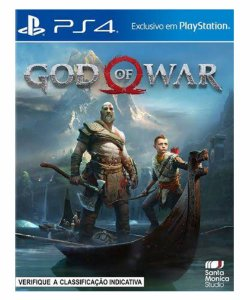GOD OF WAR PS4 PSN MIDIA DIGITAL