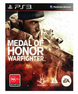 Medal of honor warfighter ps3 psn midia digital