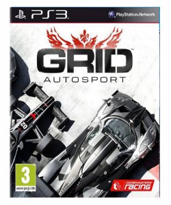 Grid Autosport - Ps3 Psn Mídia Digital