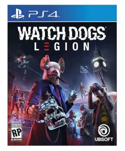 Watch Dogs: Legion - Ps4 Psn Mídia Digital Pré-Venda 31/12/2020