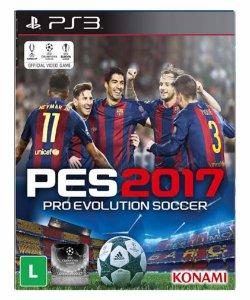 Pes 2017 Ps3 Psn Mídia Digital