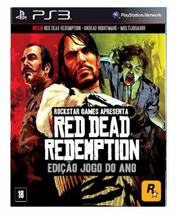 Red Dead Redemption  Undead Nightmare  Collection- Ps3 Psn Mídia Digital