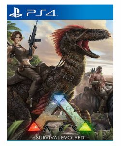 Ark Survival Evolved - Ps4 Psn Mídia Digital