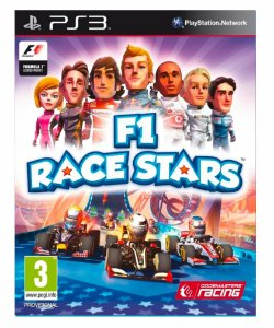 F1 RACE STARS PS3 PSN MIDIA DIGITAL