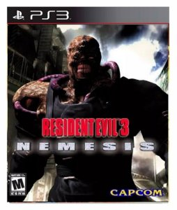 resident evil 3 nemesis ps3 psn midia digital