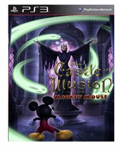 Castle Of Illusion  Mickey Mouse - Ps3 Psn Mídia Digital