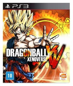 dragonball z xenoverse ps3 psn midia digital