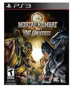 mortal kombat vs dc universe ps3 psn midia digital