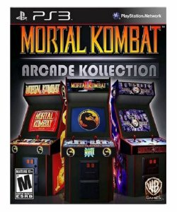 mortal kombat arcade collection ps3 psn midia digital