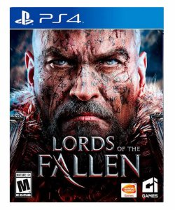Lords Of The Fallen - Ps4 Psn Mídia Digital