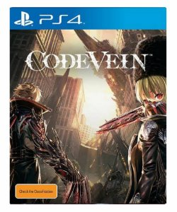 Code vein ps4 psn midia digital