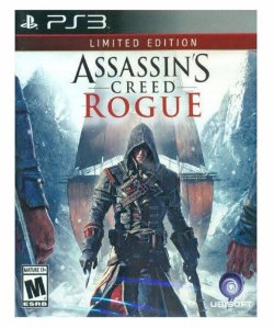 Assassins creed rogue ps3 psn midia digital