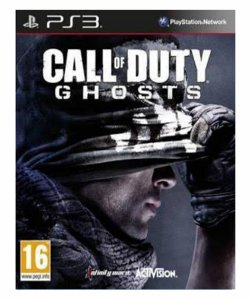 Call of duty Ghosts ps3 psn midia digital