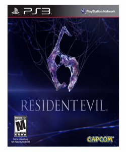 resident evil 6 ps3 psn midia digital