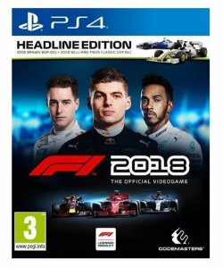 F1 2018 ps4 psn midia digital