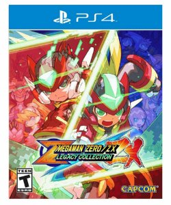 Mega Man Zero/ZX Legacy Collection - Ps4 Psn Mídia Digital