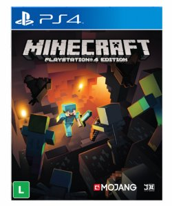 Minecraft ps4 psn midia digital