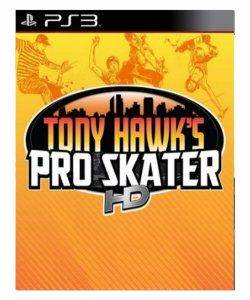 Tony hawks pro skater hd ps3 psn midia digital