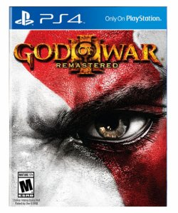 God of war 3 remastered ps4 psn midia digital