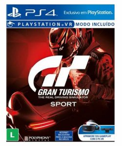 Gran Turismo sport ps4 psn midia digital