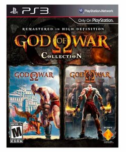 God of war collection ps3 psn midia digital