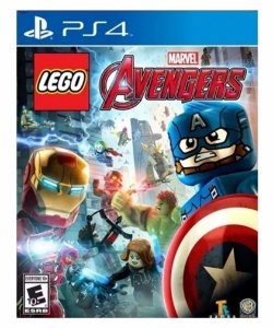 Lego Marvel Avengers ps4 psn midia digital