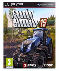Farming simulator 15 ps3 psn midia digital