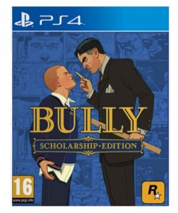 Bully ps4 psn midia digital