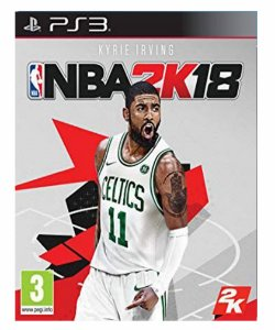 Nba 2k18 ps3 psn midia digital