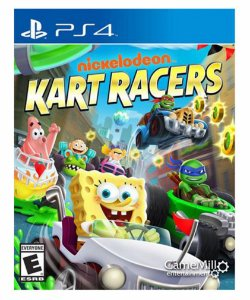 Nickelodeon kart racers ps4 psn midia digital