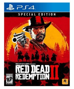 Red dead redemption 2 - special edition ps4 psn midia digital