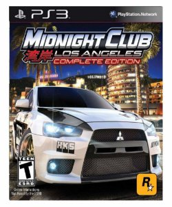 Midnight Club Los Angeles ps3 psn midia digital