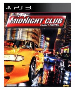 Midnight club (ps2 classics) ps3 psn midia digital