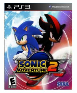 Sonic adventure 2 ps3 psn midia digital