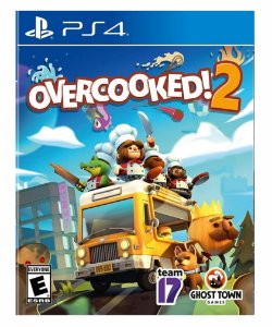 Overcooked 2 ps4 psn midia digital