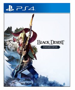 Black desert : Standard edition ps4 psn midia digital