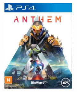 Anthem Standard edition ps4 psn midia digital