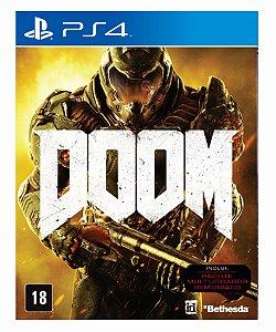 Doom ps4 psn midia digital