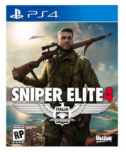 Sniper elite 4 ps4 psn midia digital
