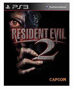 Resident evil 2 ps3 psn midia digital