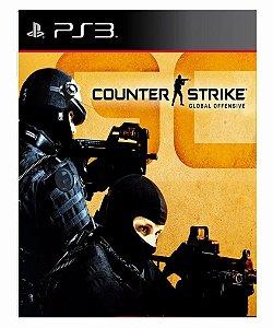 Counter strike Go ps3 psn midia digital