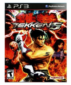 Tekken 5 Dark Resurrection ps3 psn midia digital