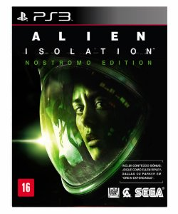 Alien isolation ps3 psn midia digital