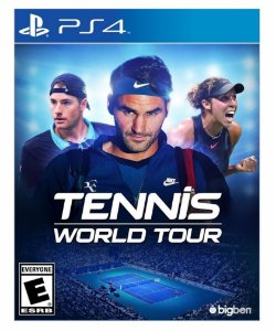 Tennis World Tour - Ps4 Psn Mídia Digital