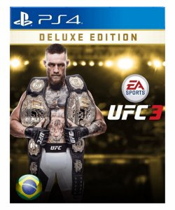 Ufc 3 deluxe Edition ps4 psn midia digital