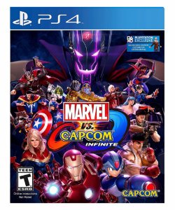 Marvel vs capcom infinite- standard edition ps4 psn midia digital