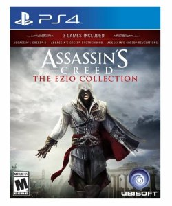 Assassins Creed The Ezio Collection - Ps4 Psn Mídia Digital
